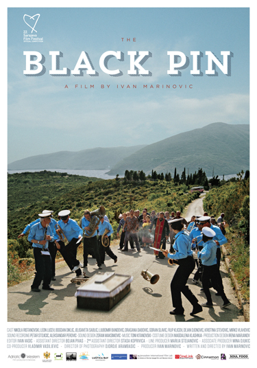 plakat The Black Pin